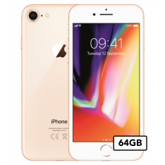 Apple iPhone 8 - 64GB - Goud